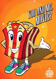 You and me, Movie?