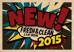 NEW! fresh and clean