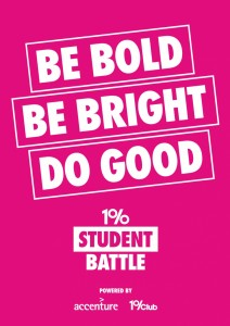 Be Bold Be Bright Do Good (Accenture)