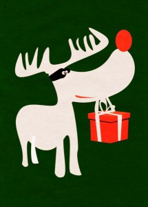 R for Rudolph