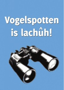 Vogelspotten is lachuh! 2