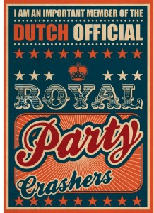 Royal Party Crasher