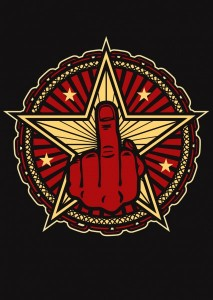 Obey the Finger!