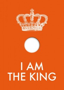 I AM THE KING 1