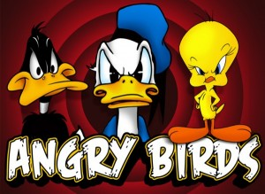 Vintage Angry Birds