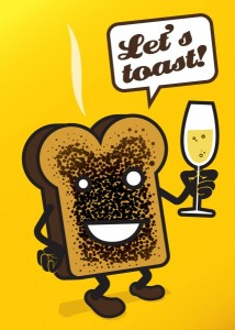 Let's Toast!