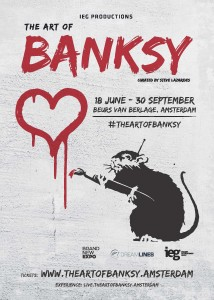 The art of Banksy (Brand New Expo)
