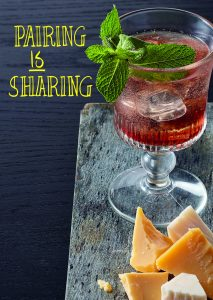 pairing is sharing frisse spritzer (old amsterdam)