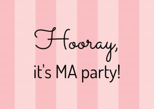 Triggercard Hunkemoller – its ma party