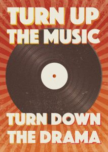 Turn up the music (Bax Music)