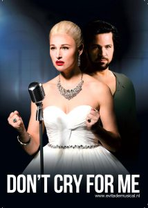 don't cry for me (dg theater evita)