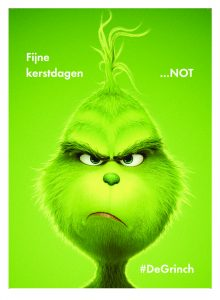 fijne kerstdagen …not (The grinch 1)